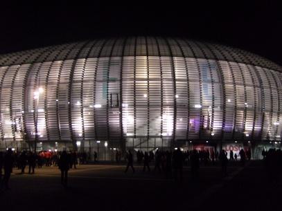 Grand Stade Lille Métropole - Extérieur