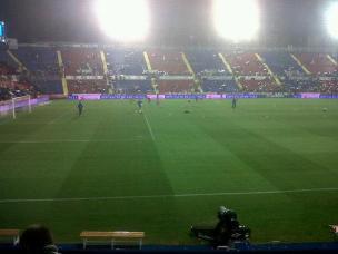 El Estadio de la comunidad de Valencia - Vue 4
