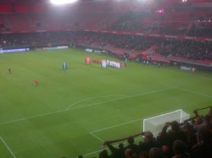 Stade du Hainault - Vue 8