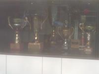 Trophées SK Rapid Wien