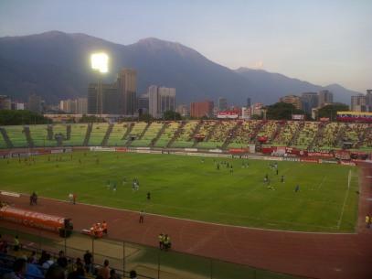 Caracas Huachipato (1)