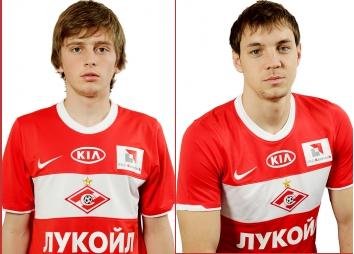 Prêtés par le Spartak, Ananidze et Dzyuba devraient faire les beaux jours de Rostov