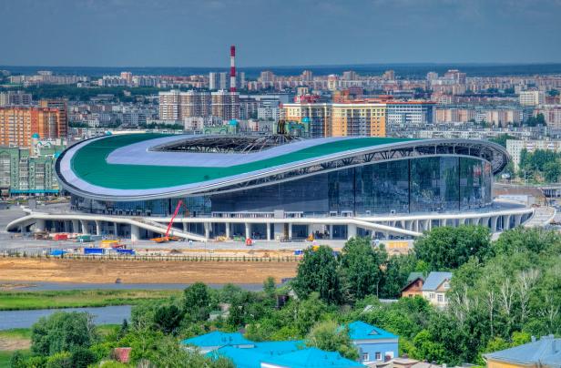 Kazan Arena - Le nouvel antre du Rubin
