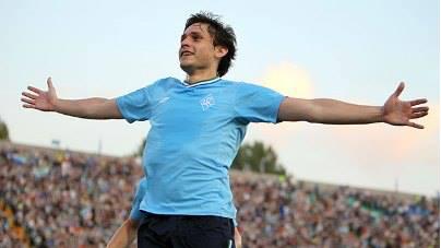 Luis Caballero - Goleador de Krylya Sovetov