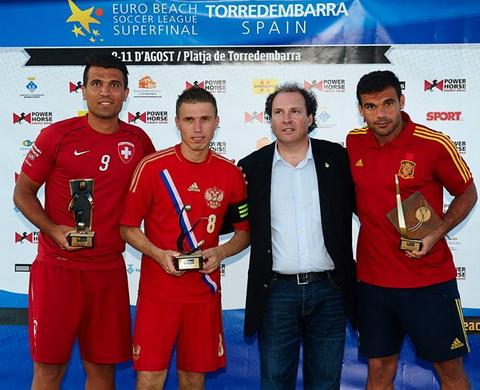 Euro de Beach Soccer 2013/2014 - 3