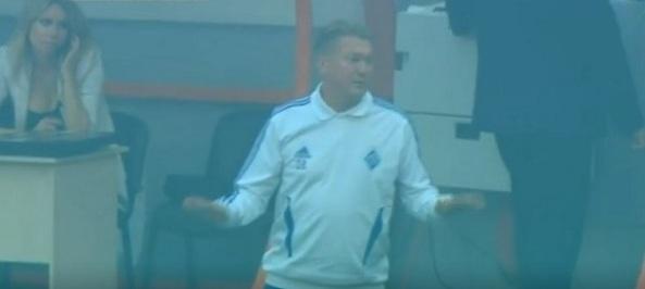 Surveillé de prèst, Blokhin calme ses troupes après l'ouverture du score de Srna