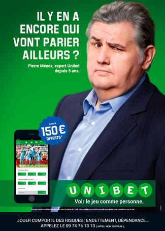 Pierre Ménès et les paris en ligne