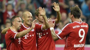 Les hommes forts du Bayern Munich