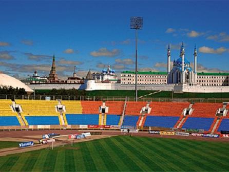 Stade kazan kremlin