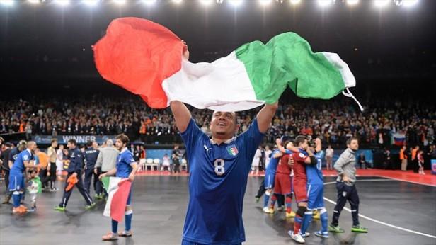 Le sacre de l'Italie - 1 (Source : uefa.com)