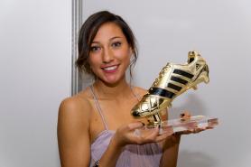 Meilleure buteuse du championnat suédois en 2013 - Source [2]
