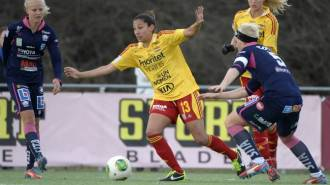 Christen Press - Tyresö - Source [1]