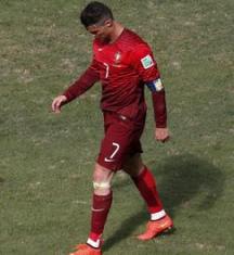 Ronaldo et le Portugal éliminés - Source [4]