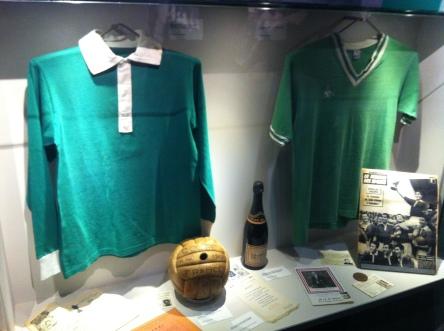 Vainqueur de la coupe de France le 13 Mai 1962