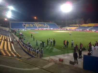 Estoril - Dinamo (3)