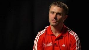Rebrov, entraîneur du Dynamo - Source [2]