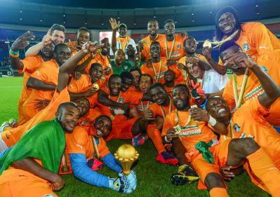 Côte d'Ivoire, championne d'Afrique 2015 - Source [10]