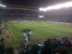 Sporting - Wolfsburg (2)