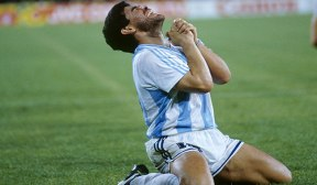 Maradona - © Eric Renard/TempSport/Corbis