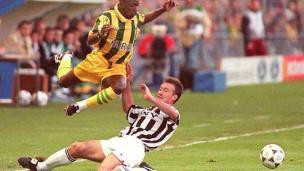 FC Nantes / Juventus 1996 - Source [3]