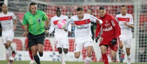 Philippe MALIGE - Dijon / PSG