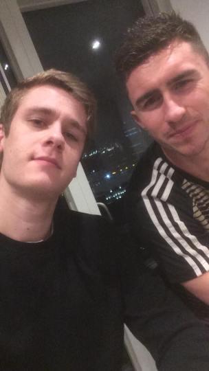 2 Nuits avec Aymeric LAPORTE, Footballeur à Manchester City
