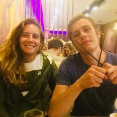 2 Nuits Avec Marjorie MAYANS, Internationale Française de rugby - Source [1]
