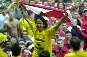FC Nantes champion en 2001 - Source [8]