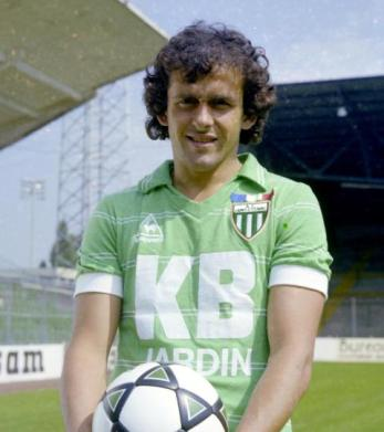 Michel PLATINI - Source [1]