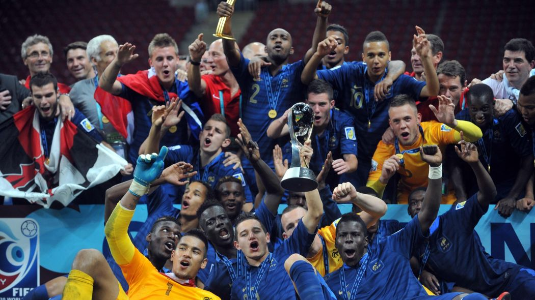 Champions du Monde U20