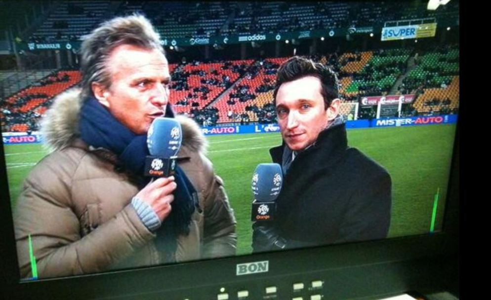 Antoine MORIN et David GINOLA - Source [6]