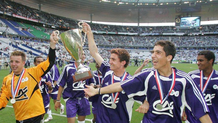 TFC, vainqueur de la Gambardella en 2005