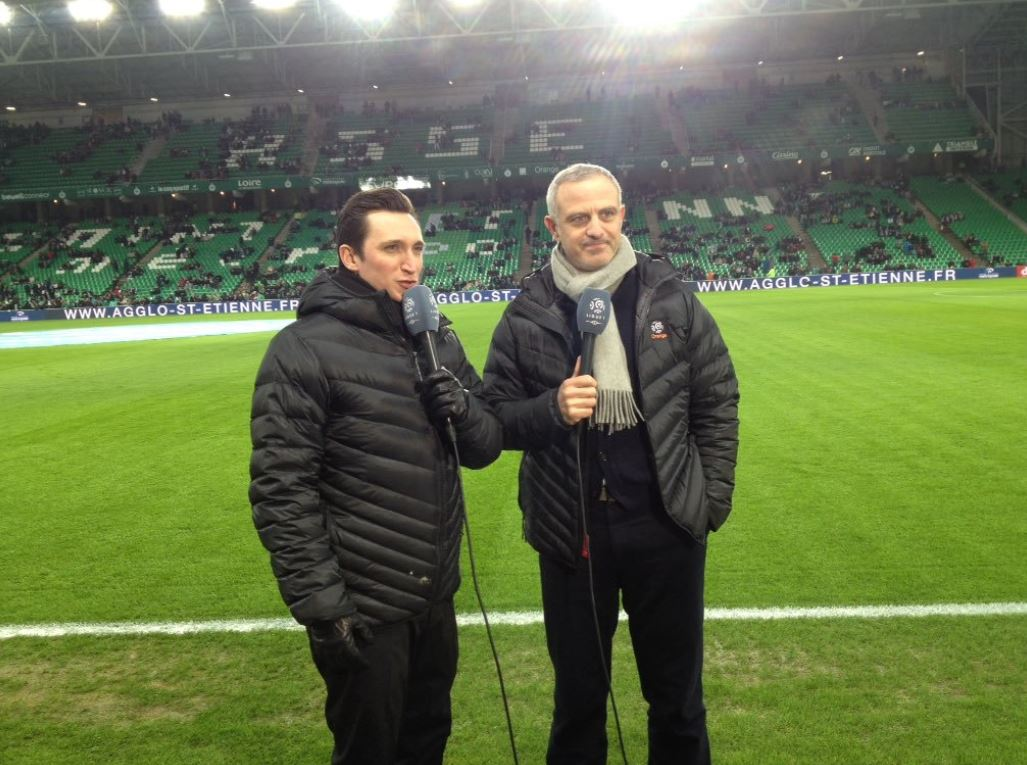 Antoine MORIN et Alain ROCHE