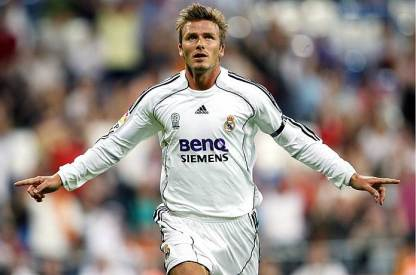 David BECKHAM - Source [4}