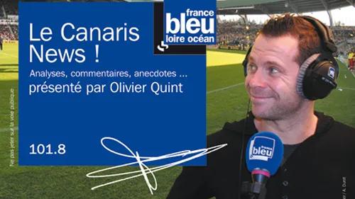 Olivier QUINT et France Bleu Loire Océan