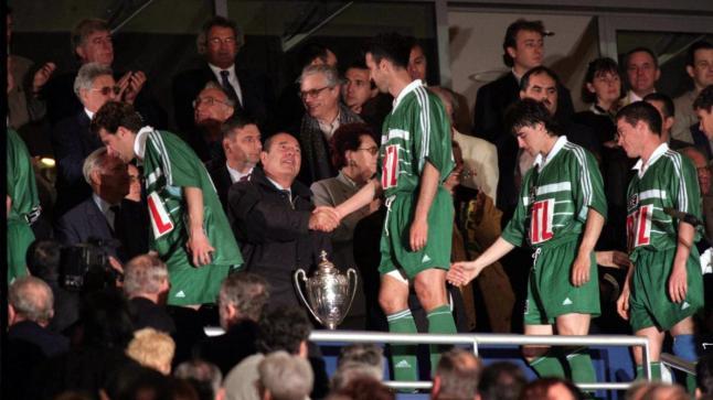 Finale perdue en 1999