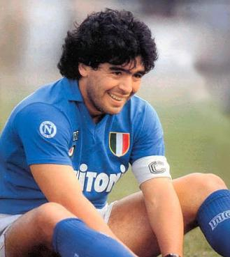 Diego MARADONA - Source [2]