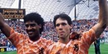 Franck RIJKAARD et Marco VAN BASTEN - Source [6]